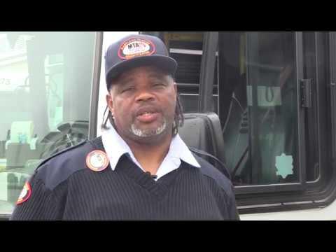 BaltimoreLink Bus Operator Bruce Bennett