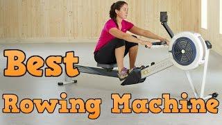 precor rowing machine review