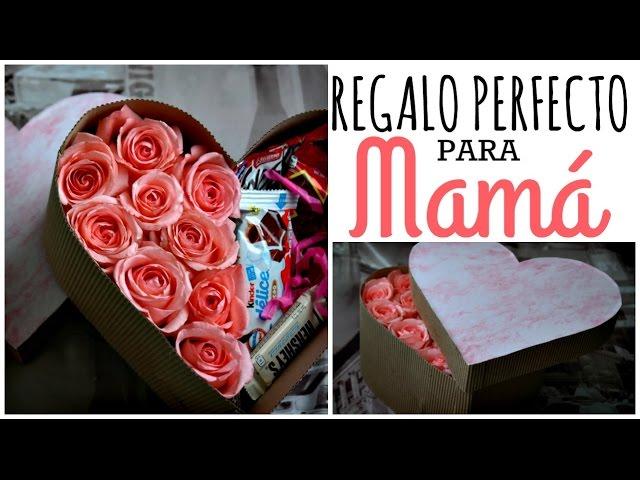 Caja de rosas regalo f cil 10 de mayo for Puertas decoradas para el 10 de mayo