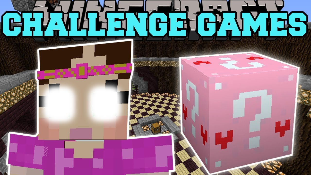 minecraft real life pat challenge games