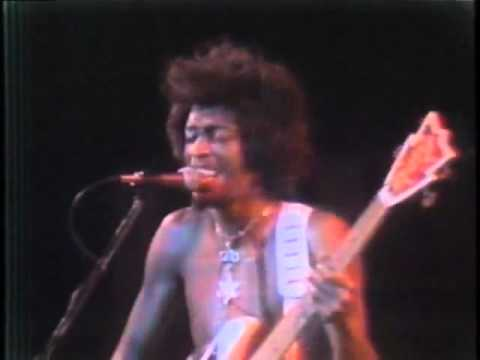 Bootsy's Rubber Band - I'd Rather Be With You (Live 1976)