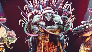 Leony & VIZE - Merry Christmas Everyone (Lyric Video)