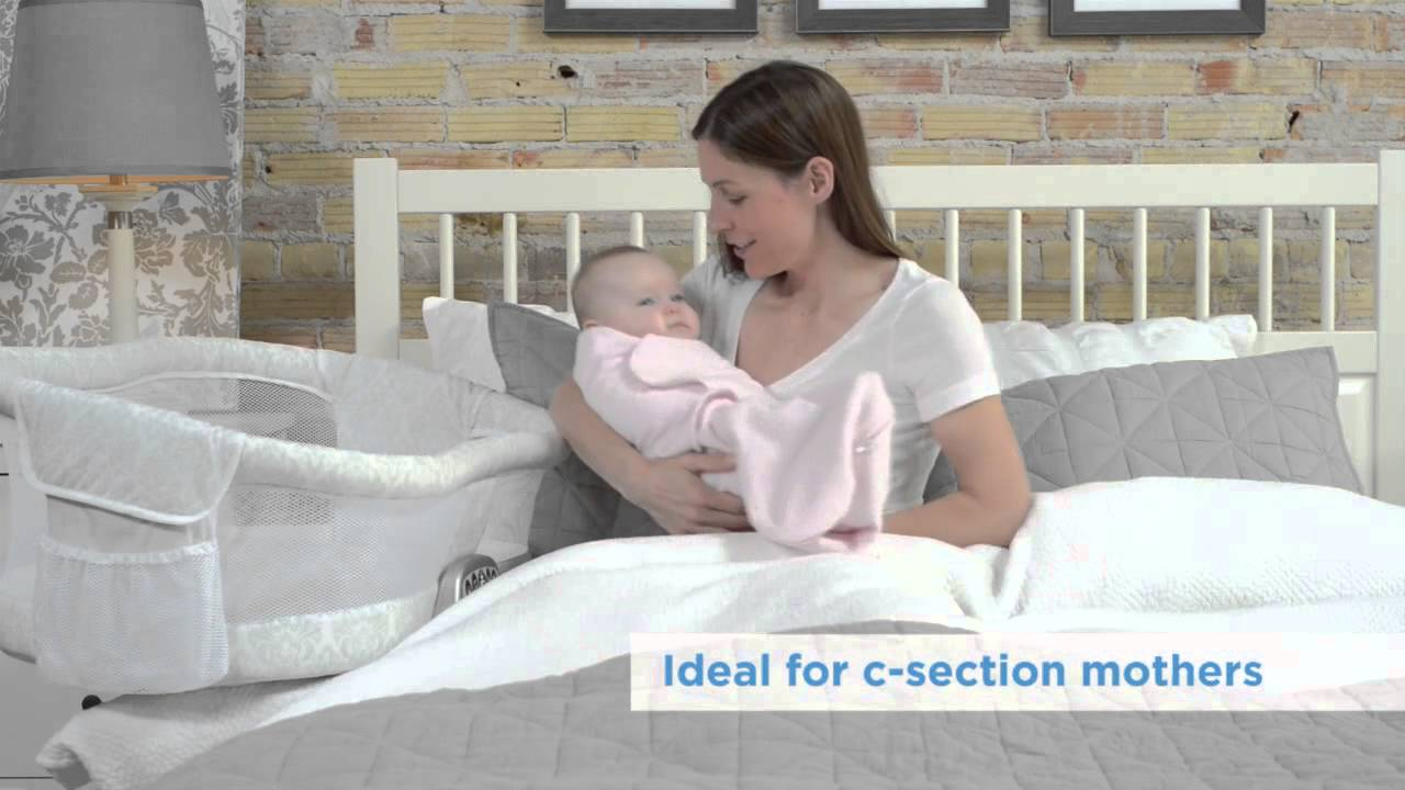 HALO™ Bassinest™ Swivel Sleeper   Safer for Baby. Easier ...