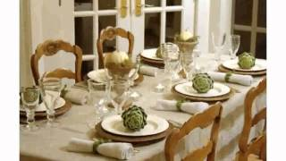 Monuara - Table Decorations Ideas
