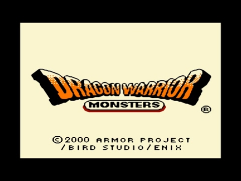 Let's Play Dragon Warrior Monsters (part 1)