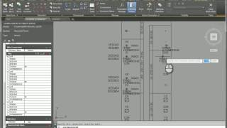 AutoCAD Electrical - Full Unit PLC Creation in AutoCAD Electrical 2016