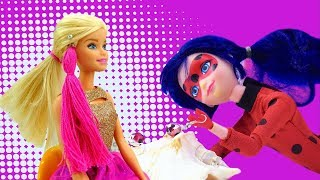 Детские украшения с Барби и Леди Баг. Сборник для девочек