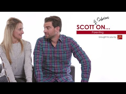 Scott McGillivray on Parenting: Challenges & Advice