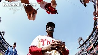 Jimmy Rollins Reflects On Philadelphia's Fans | Baseball Stories