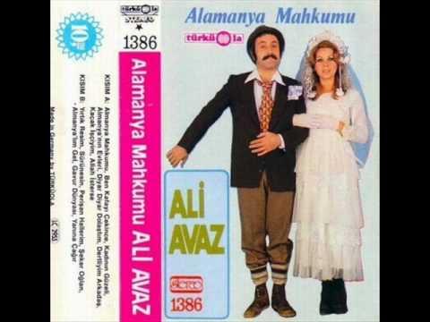 ALI AVAZ - Şeker Oğlan (Türküola)