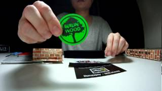 2012 Berlinwood Wide Low Easter Special Edition Unboxing Spec Review.mpg