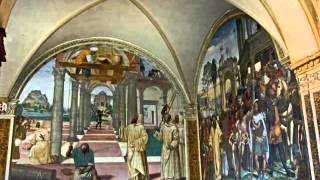 Abbazia di Monte Oliveto Maggiore - Tuscany