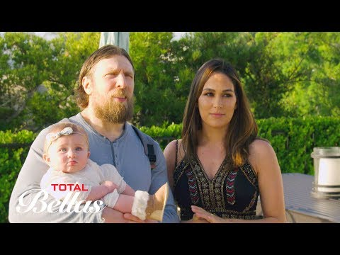 Nikki Bella and John Cena show off their San Diego home: Tot