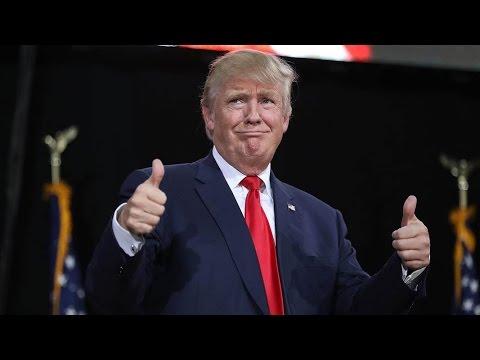 LIVE STREAM: President DonaldTrump Speaks at the 2017 NABTU National Legislative Conference