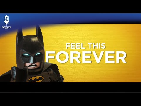 OFFICIAL LYRIC VIDEO: Forever - DNCE - The Lego Batman Soundtrack
