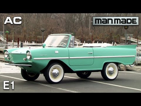 Man Made: Rust to Ritches  Amphicar  E01