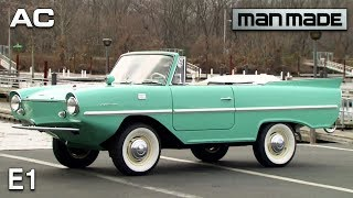 Man Made: Rust to Ritches | Amphicar | E01