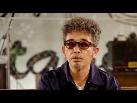 奥田民生 内覧・インタビュームービー|Ginza Sony Park 『Sony Park展 ②音楽は、旅だ。』