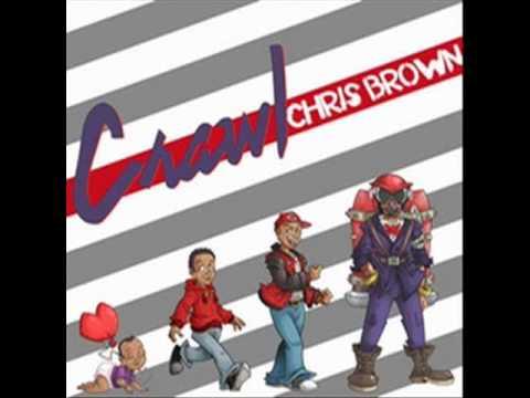 Chris Brown - Crawl - Instrumental