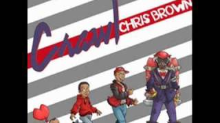 Chris Brown - Crawl - Instrumental