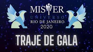 TRAJE DE GALA | MISTER UNIVERSO RIO DE JANEIRO 2020