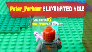 LEGO Fortnite & Overwatch STOP MOTION LEGO Battle Royale, Thanos & Mechs | Billy Bricks Compilations