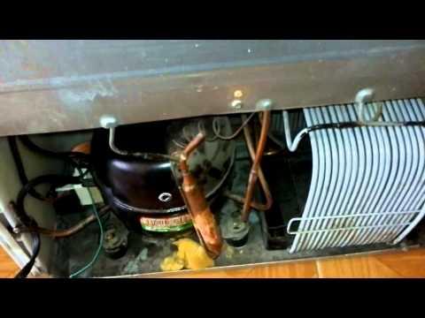 Refrigerador Daewoo No enfría