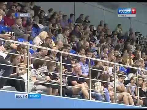 Юношеское первенство мира по плаванию в ластах пройдет в Томске