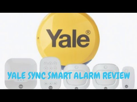 Yale Sync Smart Home Alarm Review
