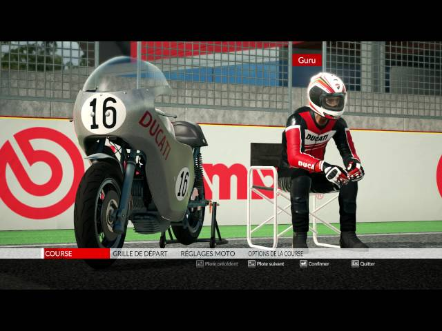 Ride : Ducati 90th anniversary : review of game