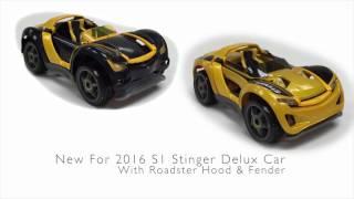 Thoughtful Toys Inc Modarri 2016 New York Toy Fair Story Video