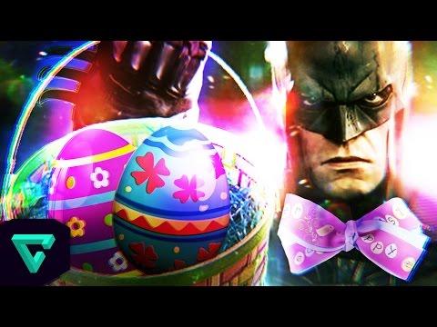 Top 10: Batman Arkham Easter Eggs