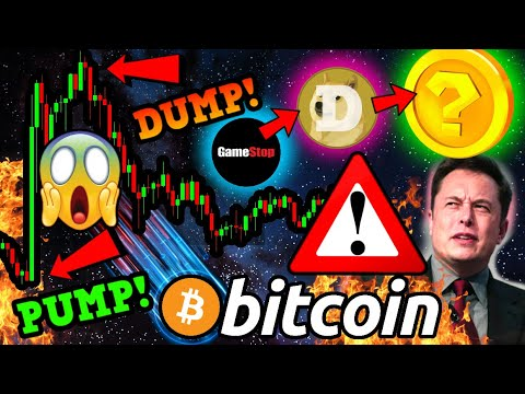 WTF?!! BITCOIN ELON MUSK PUMP \u0026 DUMP!!!! [this Happens Now] The NEXT $GME / $DOGE Will Be DeFi