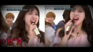 Download Video NAYEON (임나연) & MINHYUK (이민혁 ) - TWICE & BTOB INTERACTION 2 || fightingkathy MP3 3GP MP4
