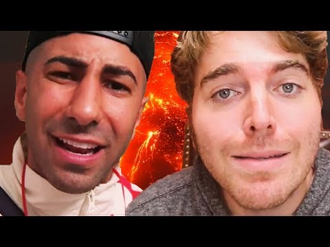 Fousey Confronts Shane Dawson LIVE on No Jumper