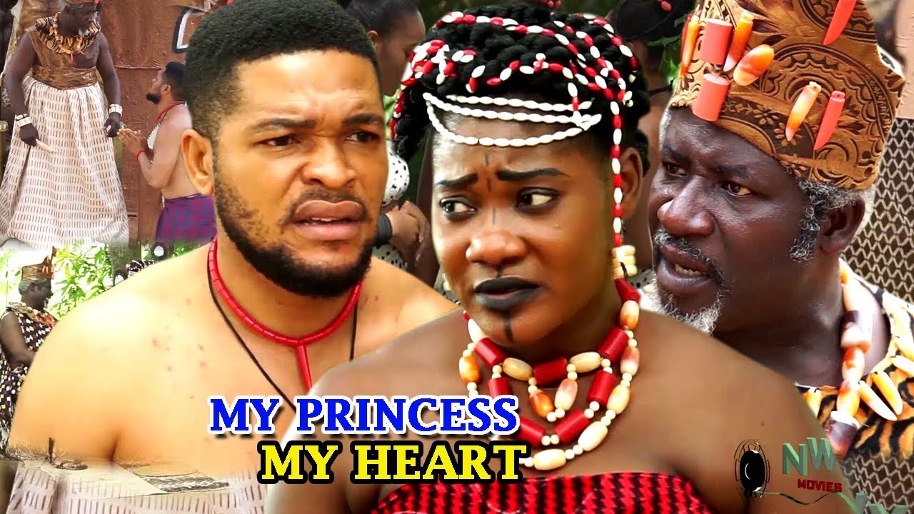 Download My Princess My Heart Season 2 - (New Movie) 2018 Latest Nollywood Epic Movie   Latest African Movies