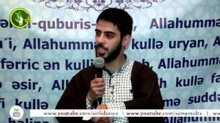 Kərbəlayi Ağadadaş _ Ramazan ayının 7-ci günü [22.06.2015]