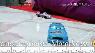 Mattel Disney cars 1 (misti Motorkrass)😀😁🤣😀