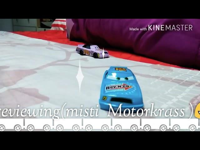 Mattel Disney cars 1 (misti Motorkrass)????????????????