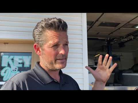 Kenosha business owner david prill talks about video he believes shows arson suspects