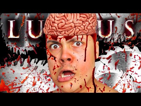 SLICING A MANS HEAD OPEN!!!  WARNING: DISGUSTING Lucius #2