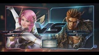 Baixar TEKKEN 7 | Gameplay Multiplayer | Alisa vs Eddy | Infinite Azure