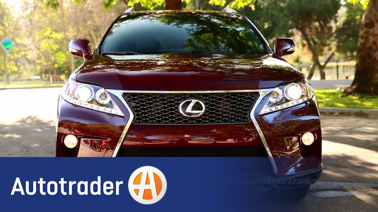 2014 Lexus RX 350 5 Reasons to Buy