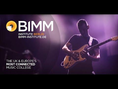 Study Music @ BIMM Berlin, Europe's coolest city