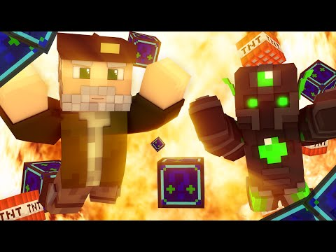 minecraft:-la-mayor-explosiÓn!!-c/-staxx-night-lucky-blocks-epic-race