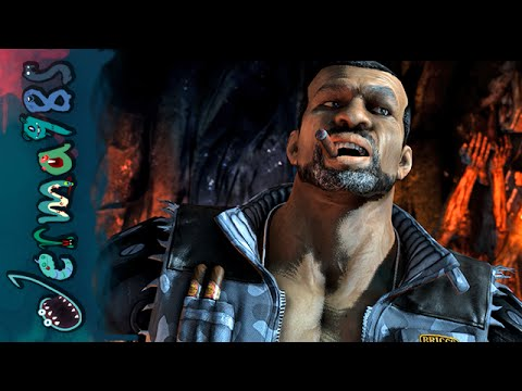 Mortal Kombat X - The Silent Try-hards