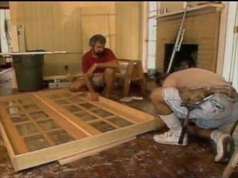 Installing French Doors Bob Vila Youtube