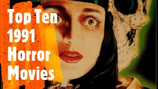 Top 10 HORROR Movies of 1991 at the Box Office