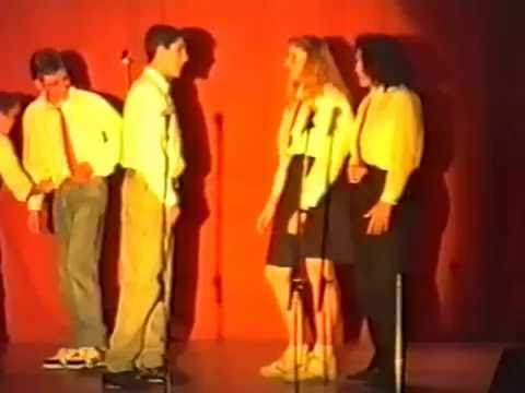 Cliff Park High School 1991 - I Was A Teenage Jekyll & Hyde