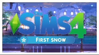 The Sims 4 | First Snow | Review
